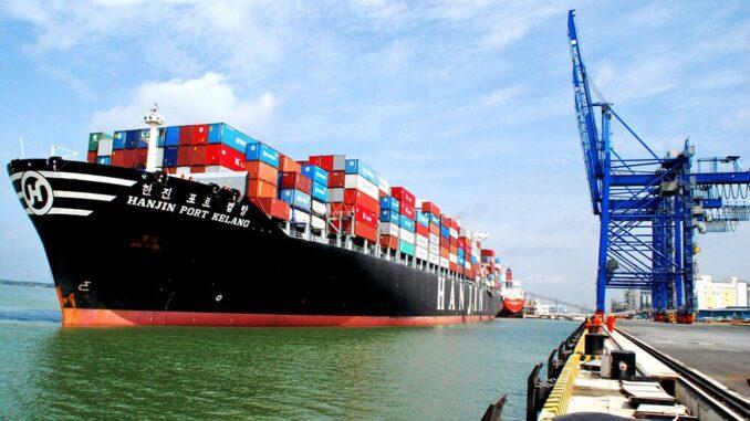 vận chuyển hàng đài loan - việt nam đường biển